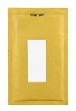 белизна габарита документа предпосылки коричневая Стоковое Изображение