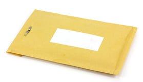 белизна габарита документа предпосылки коричневая Стоковые Изображения RF