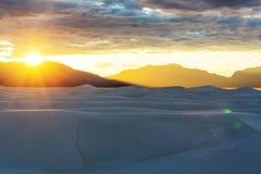 белизна Египета Сахары пустыни западная Стоковая Фотография RF