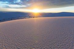 белизна Египета Сахары пустыни западная Стоковые Изображения