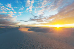 белизна Египета Сахары пустыни западная Стоковое фото RF