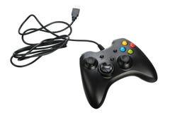 белизна игровой модели регулятора 3d видео- Стоковые Изображения RF