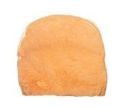 белизна изолированная хлебом отрезанная Стоковые Фотографии RF