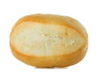 белизна изолированная хлебом стоковое изображение
