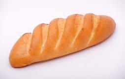 белизна изолированная хлебом Стоковая Фотография RF