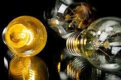 белизна изолированная шариками светлая Стоковые Фотографии RF