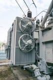 белизна изолята охлаждающего вентилятора предпосылки Стоковые Изображения