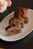 белизна изоляции плодоовощ торта Стоковые Изображения RF