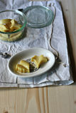 белизна иллюстрации падения какао масла предпосылки стилизованная Стоковые Фото
