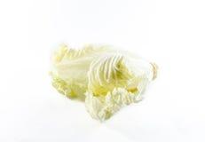 белизна капусты предпосылки китайская стоковая фотография