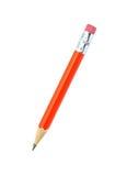 белизна карандаша руководства фонового изображения 3d Стоковое фото RF