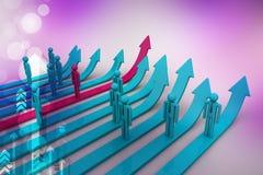белизна конкуренции изолированная принципиальной схемой Стоковые Изображения RF