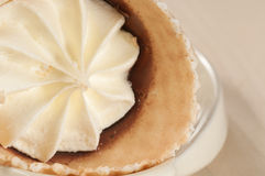 белизна конуса cream изолированная льдом Стоковые Фотографии RF