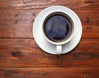белизна кофейной чашки Стоковые Фотографии RF