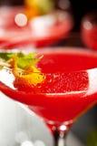 белизна клубники маргариты предпосылки спирта стоковая фотография rf