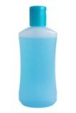 белизна модели бутылки 3d пластичная Стоковые Фото