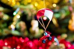 белизна настроения 3 шариков изолированная рождеством Стоковые Изображения RF