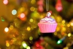 белизна настроения 3 шариков изолированная рождеством Стоковая Фотография