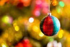 белизна настроения 3 шариков изолированная рождеством Стоковые Фотографии RF