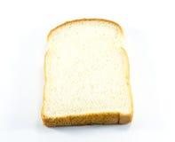 белизна отрезанная хлебом Стоковое Фото