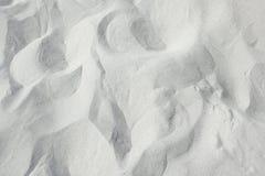 белизна песка San Teodoro (Сардиния - Италия) Стоковые Изображения RF