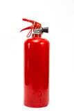 белизна пожара гасителя предпосылки 3d изолированная изображением Стоковые Фотографии RF