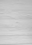 Белизна покрасила деревянные текстуру, предпосылку и обои Стоковые Изображения RF