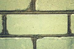 белизна подготовки конструкции кирпича Стоковые Фотографии RF