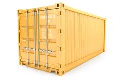 белизна предпосылки изолированная контейнером бесплатная иллюстрация