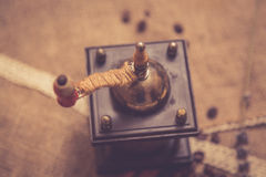 белизна предпосылки изолированная механизмом настройки радиопеленгатора Стоковые Фотографии RF
