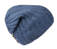 белизна предпосылки изолированная шлемом связанный шлем голубой шлем Стоковая Фотография
