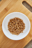 белизна пшеницы иллюстрации семенозачатка предпосылки Стоковая Фотография