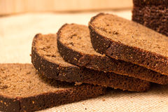 белизна рожи изоляции хлеба Стоковые Фото