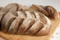 белизна рожи изоляции хлеба Стоковое фото RF