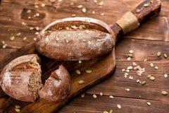 белизна рожи изоляции хлеба стоковое изображение