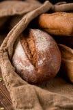 белизна рожи изоляции хлеба стоковое изображение rf