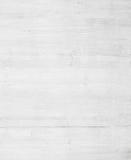 Белизна, серая деревянная текстура стены, старая покрашенная сосна Стоковые Фотографии RF