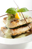 белизна серии изображения еды рыб выкружки предпосылки различная Стоковые Изображения