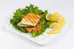 белизна серии сандвича старья изображения еды предпосылки горячая Стоковая Фотография RF