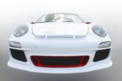 белизна спорта иллюстрации иконы конструкции автомобиля Стоковая Фотография