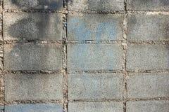 белизна стены картины кирпича Стоковые Фото