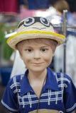белизна сторновки путя клиппирования предпосылки изолированная шлемом стоковое фото