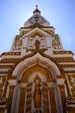 белизна Таиланда pagoda Стоковые Изображения