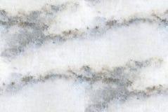 белизна текстуры предпосылки мраморная Стоковые Фотографии RF