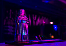 белизна трасучки предпосылки изолированная коктеилом Стоковое Изображение RF