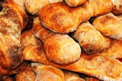 белизна хлеба французская Стоковая Фотография RF