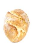 белизна хлебца хлеба предпосылки Стоковые Изображения RF