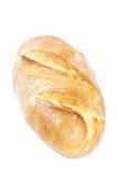 белизна хлебца хлеба предпосылки Стоковое Изображение