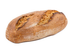 белизна хлебца хлеба предпосылки Стоковая Фотография RF