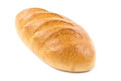 белизна хлебца хлеба предпосылки Стоковое Изображение RF